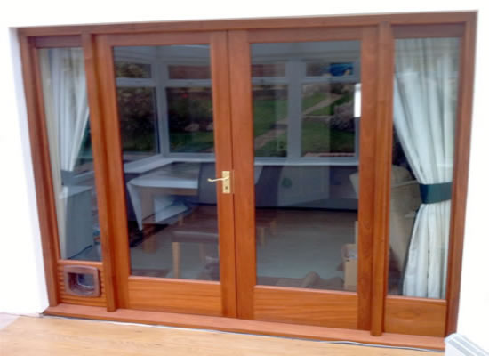 Weymouth double glazing windows doors conservatories for Wooden front doors fitted